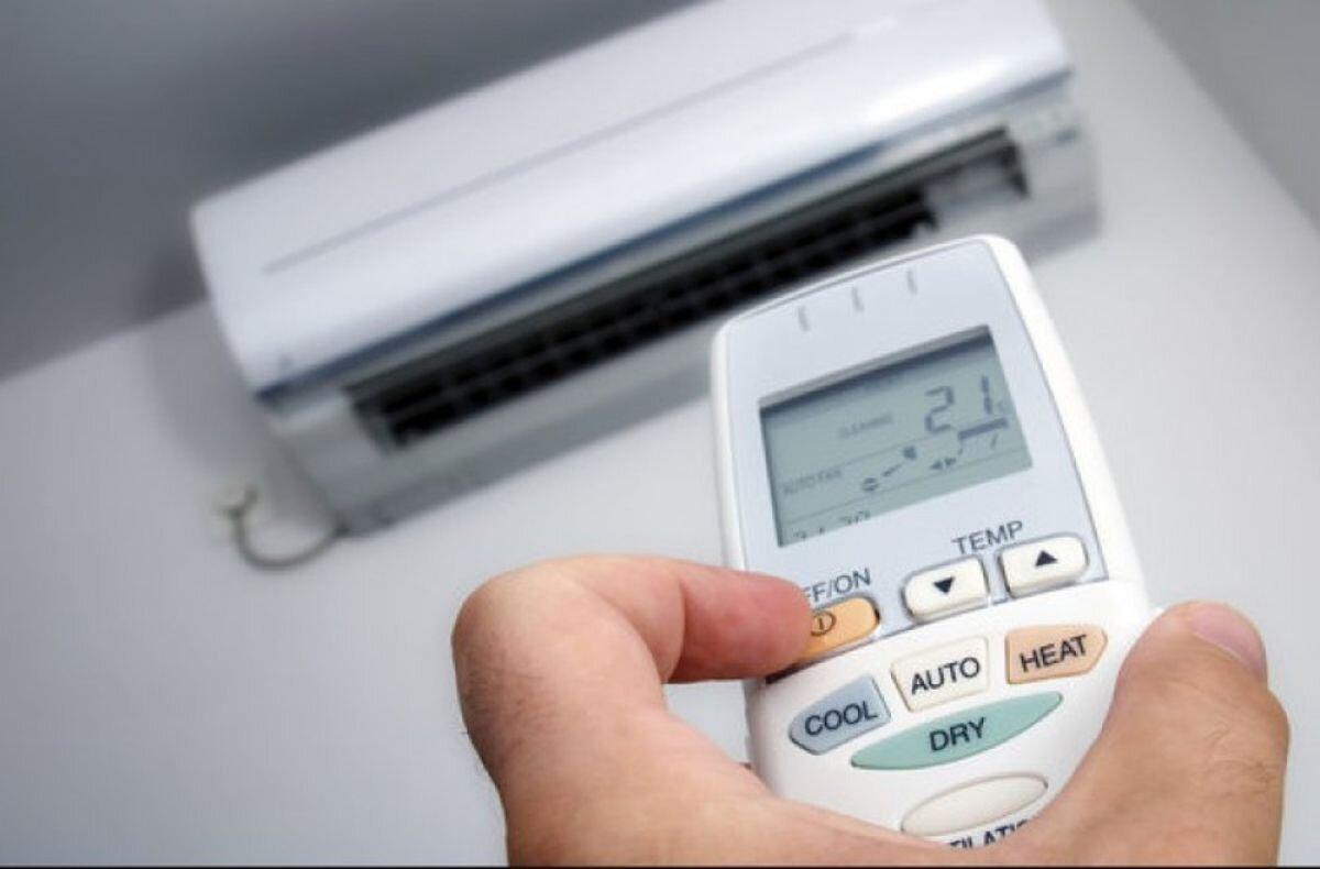 Không nên để nhiệt độ máy lạnh ở mức thấp - vừa tốn điện, vừa ảnh hưởng sức khỏe