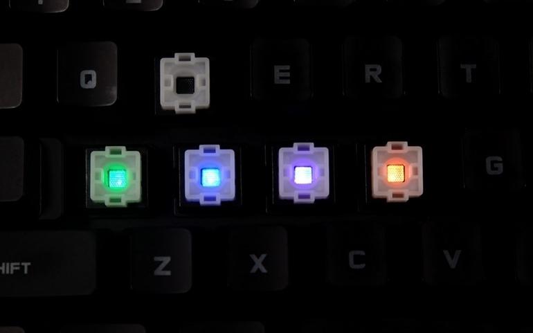bàn phím cơ logitech pro g