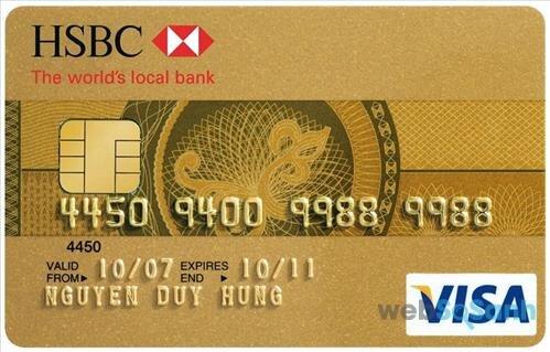Có nên làm thẻ tín dụng ngân hàng HSBC