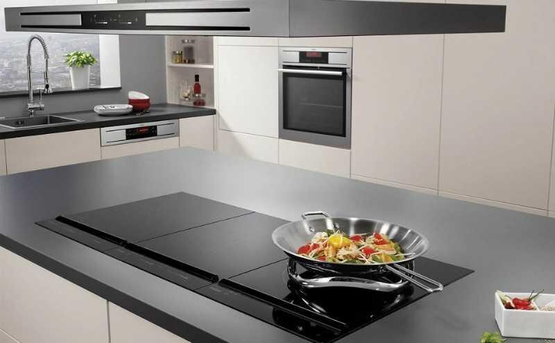 Bếp từ âm điện là sản phẩm phổ biến trong nhiều căn bếp hiện đại