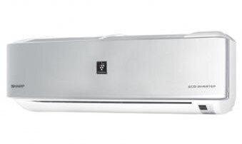 Điều hòa - Máy lạnh Sharp AH-XP10NWS - Treo tường, 1 chiều, 10000 BTU, inverter