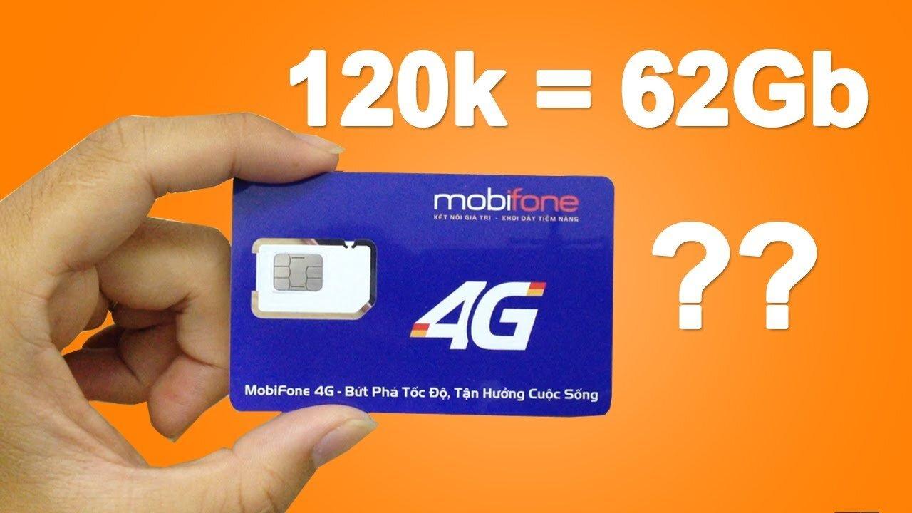 4G MobiFone - Sim 4G có tác dụng gì?