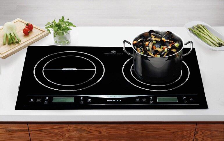 Sự khác biệt giữa bếp từ đôi và bếp từ đơn