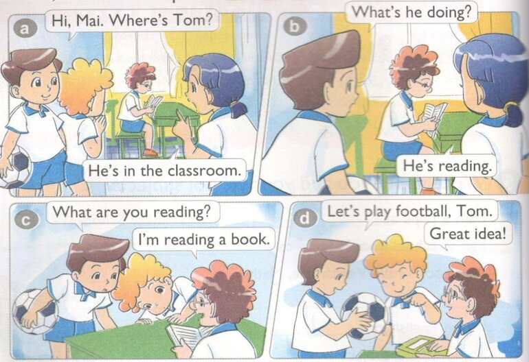 Sách giáo khoa lớp 9 truyền tải dễ hiểu