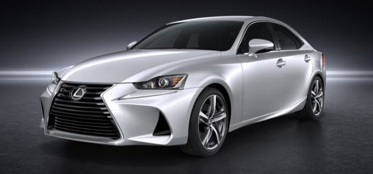 Xe compact hạng sang - Lexus IS300