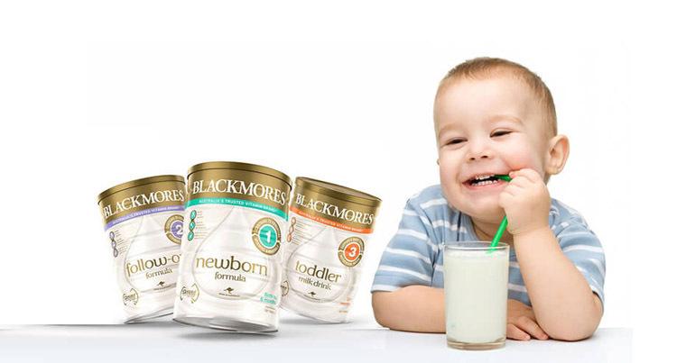 Sữa blackmores có tăng cân không ?