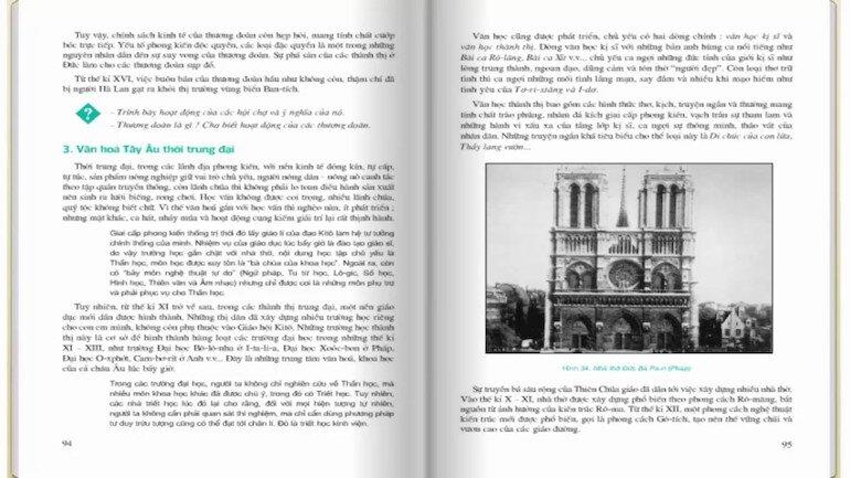 Sử dụng sách lịch sử 10 ôn thi đại học