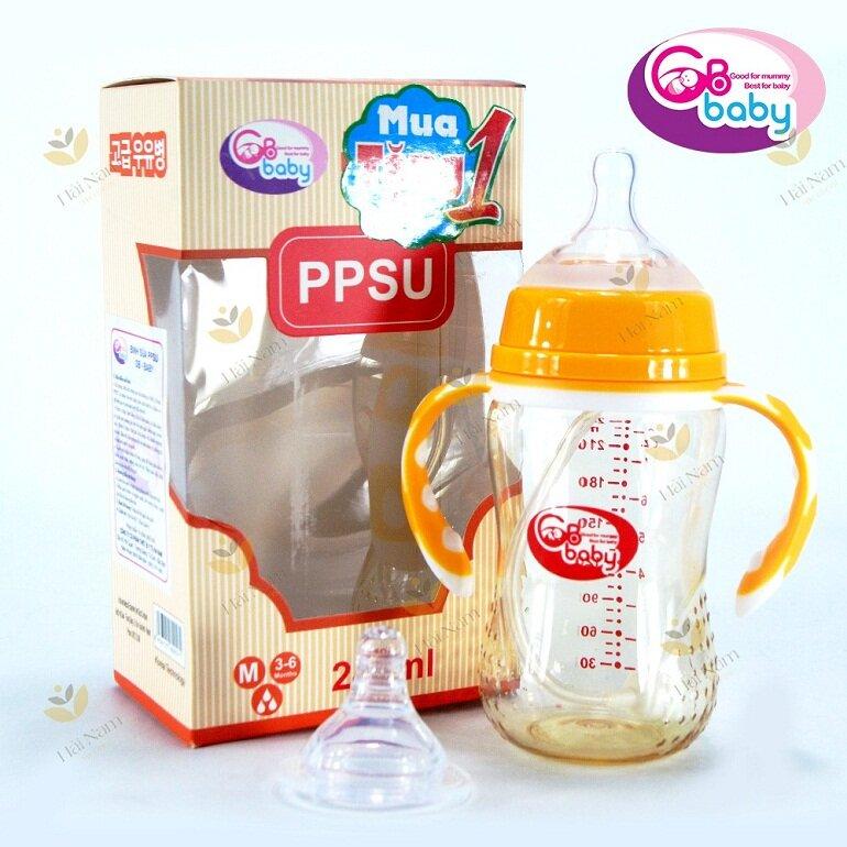 Bình sữa PPSU GB Baby