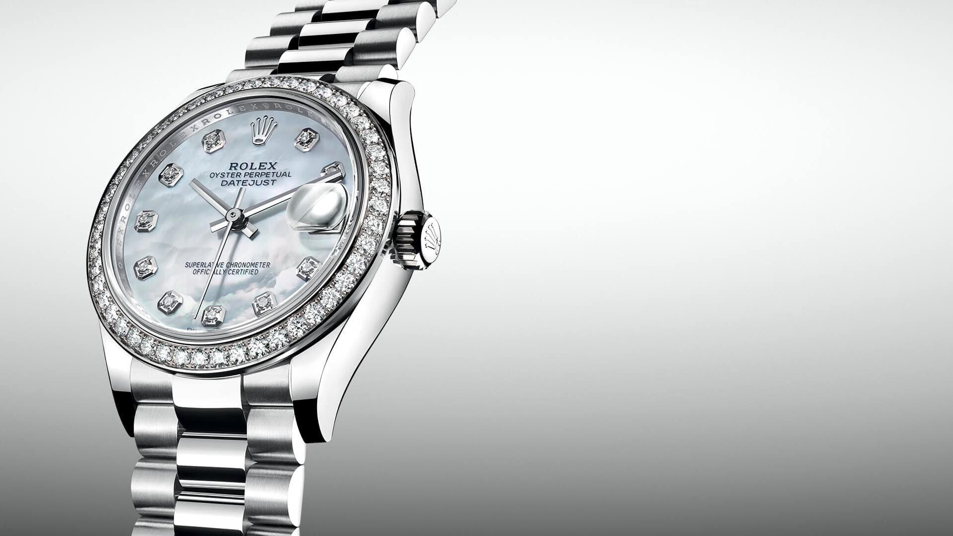 Rolex Oyster Perpetual Datejust 31 thiết kế thời thượng, đẳng cấp