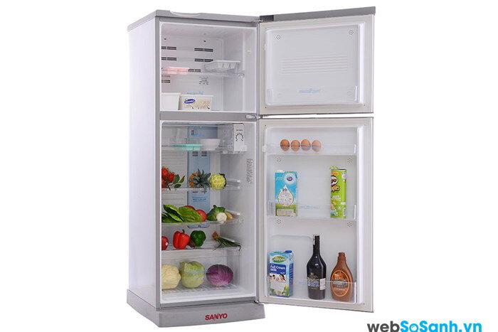 Tủ lạnh Sanyo SRS185PN