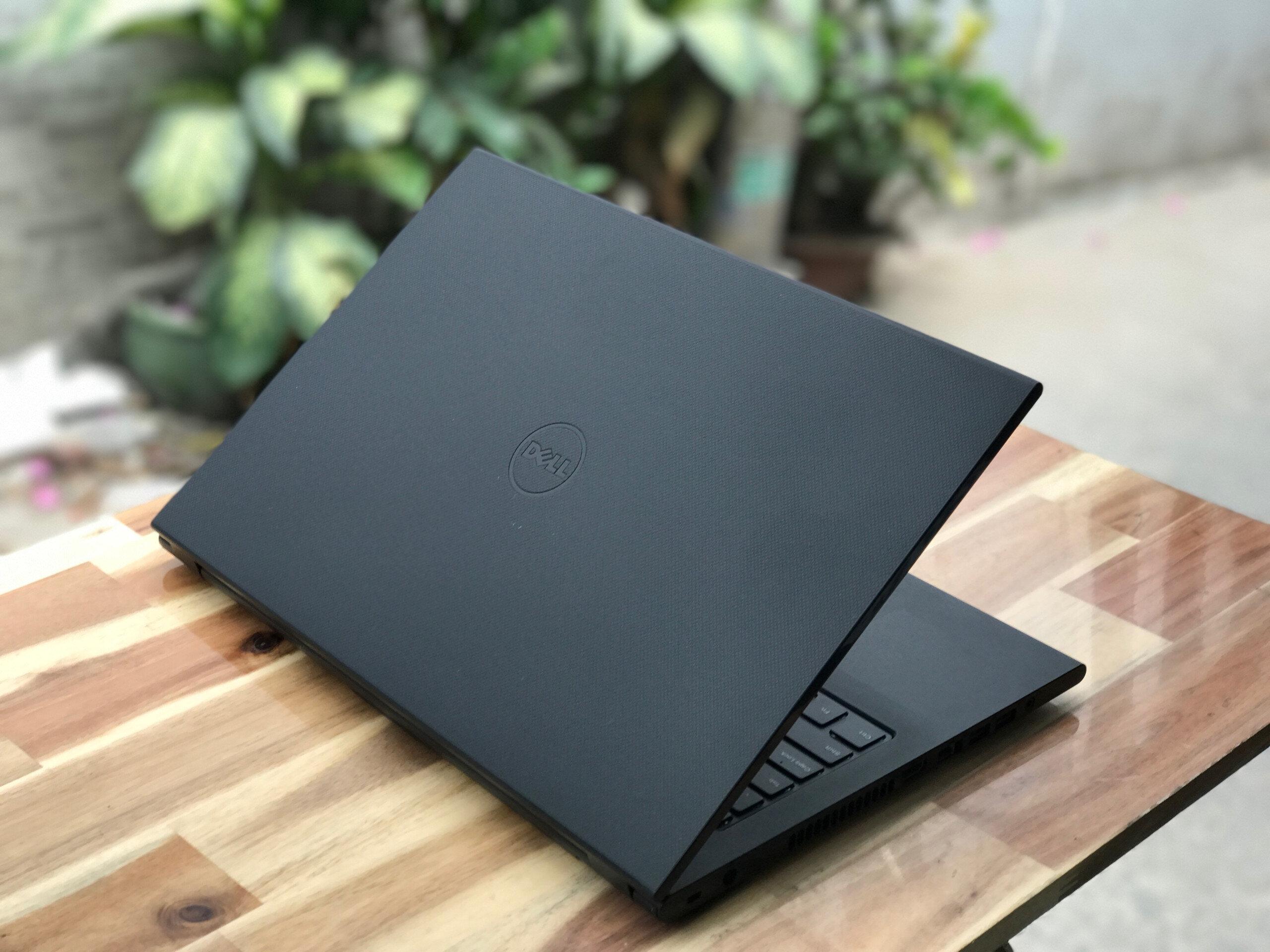 Vẻ ngoài đơn giản nhưng không kém phần tinh tế của Dell Inspiron 3542 i5-4210U