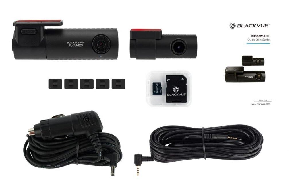 Camera hành trình BlackVue DR590W 2CH