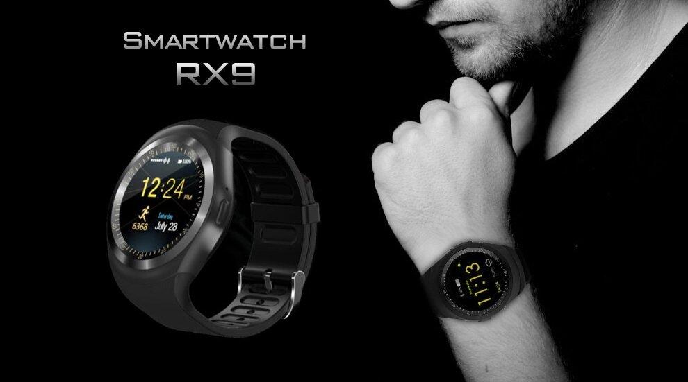 Smartwatch RX9 có thiết kế rất thể thao