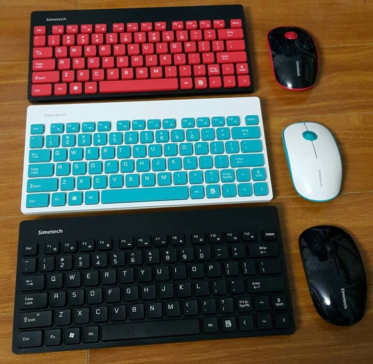 combo bàn phím và chuột simetech sm8900