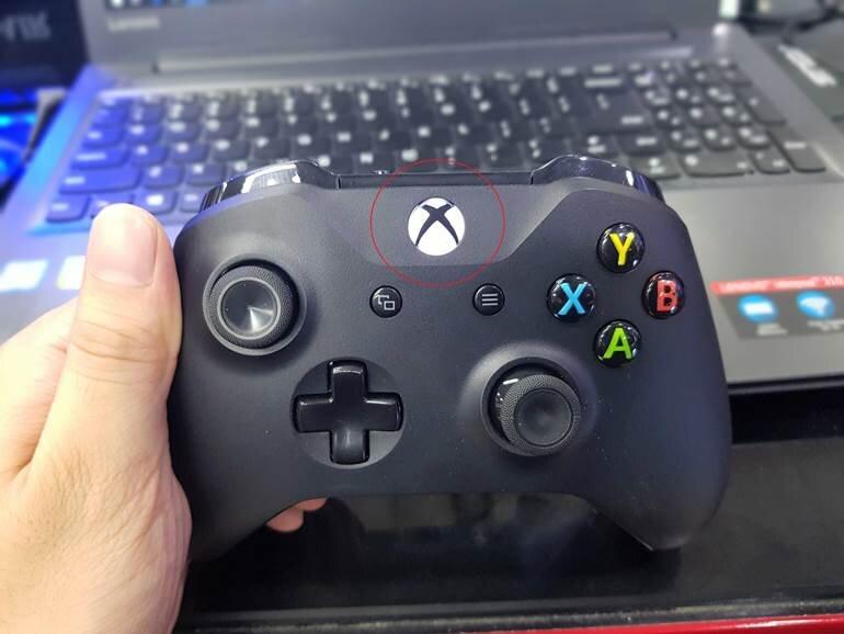 hướng dẫn kết nối tay cầm xbox one với máy tính