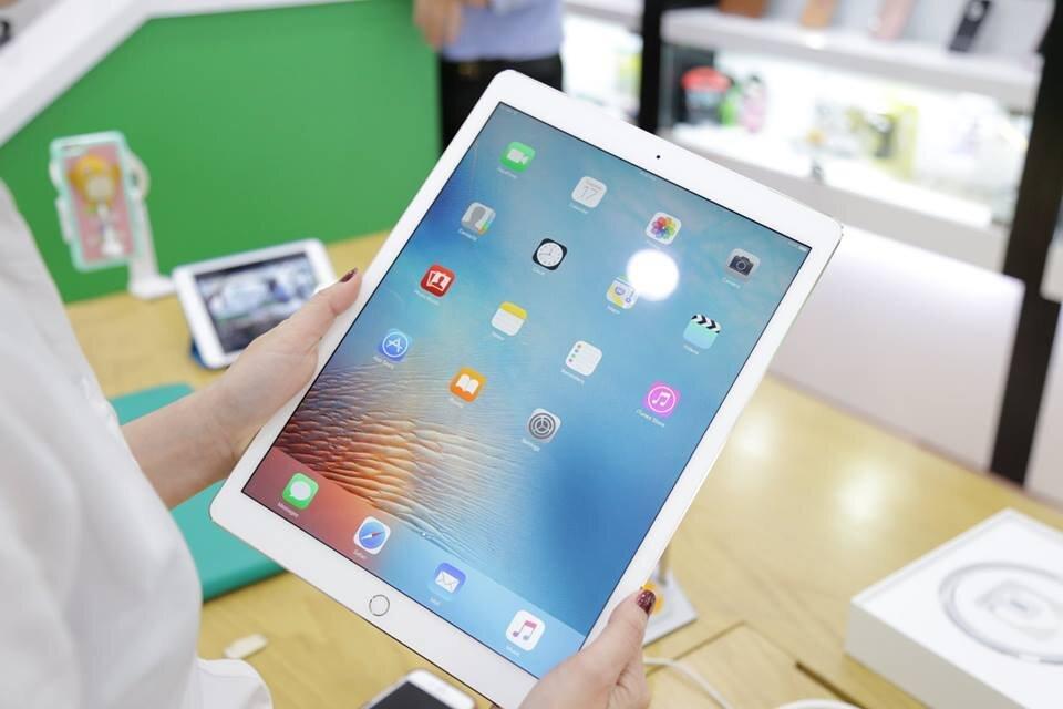 iPad Pro 9.7 trang bị True Tone