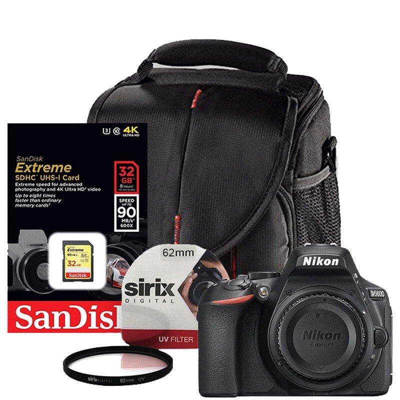 Phụ kiện đi kèm sản phẩm Nikon D5600