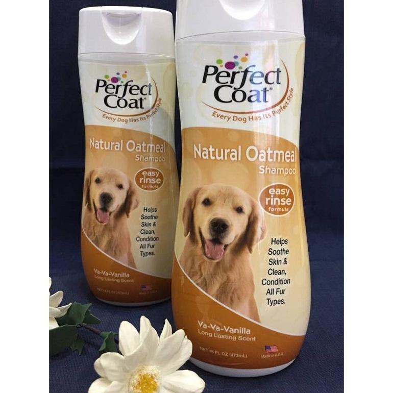 Sữa tắm cho chó Perfect Coat