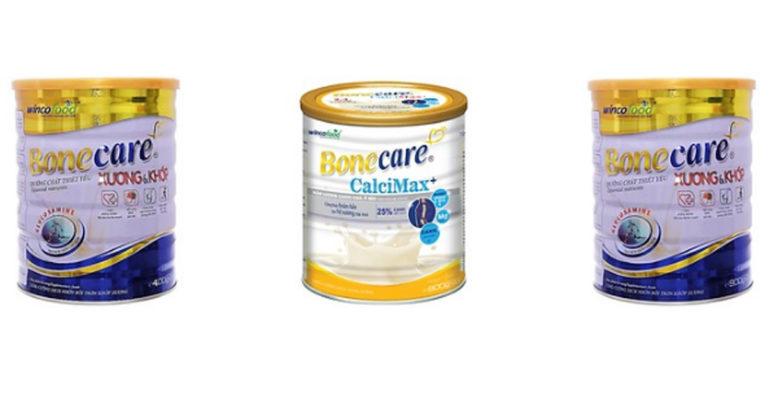 Nguồn gốc xuất xứ của sữa bột Bonecare là ở đâu ?