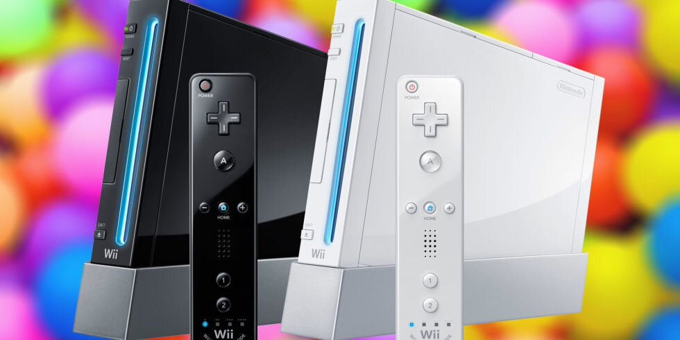 Máy chơi game Wii Nintendo