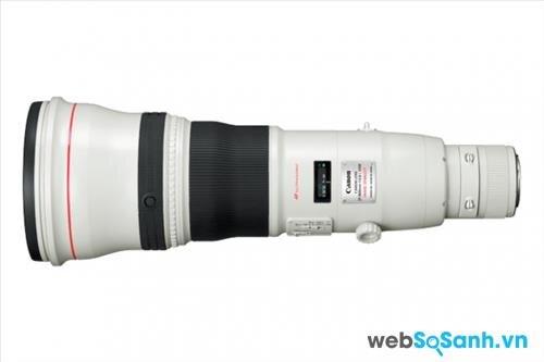 ống kính Canon 800mm F56