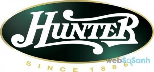 Quạt trần Hunter