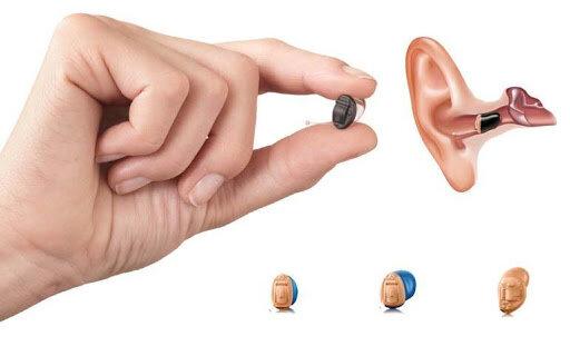 Máy trợ thính cho người điếc