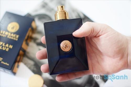 Nước hoa Versace Pour Homme Dylan Blue