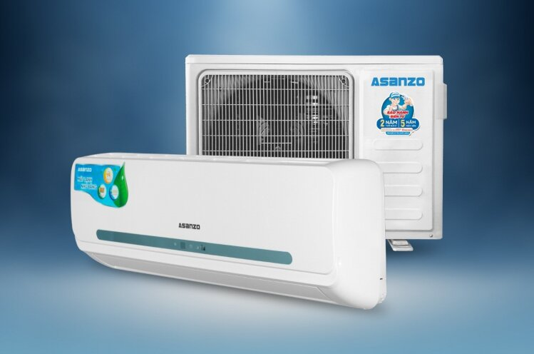 4 điều chinh phục thị trường điện lạnh của điều hòa asanzo ikool