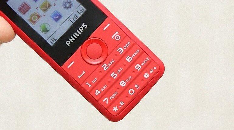 điện thoại philips pin trâu