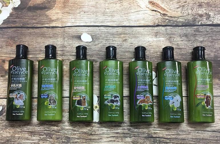 Sữa tắm Olive Essence Cho chó được nhiều người lựa chọn