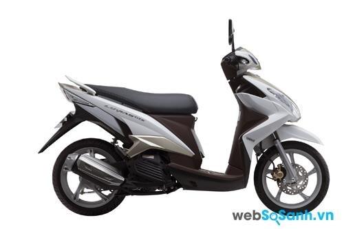 Yamaha Luvias 2015