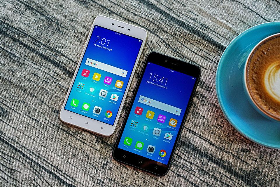 Là điện thoại giá rẻ nhưng Oppo A71 vẫn đảm bảo tính thời trang và trẻ trung