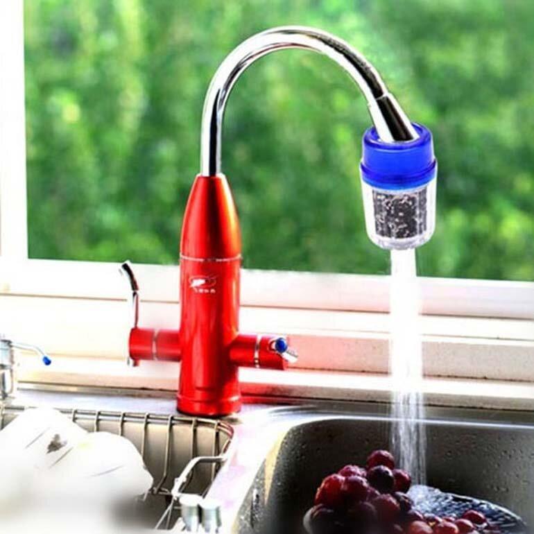 đầu lọc nước tại vòi