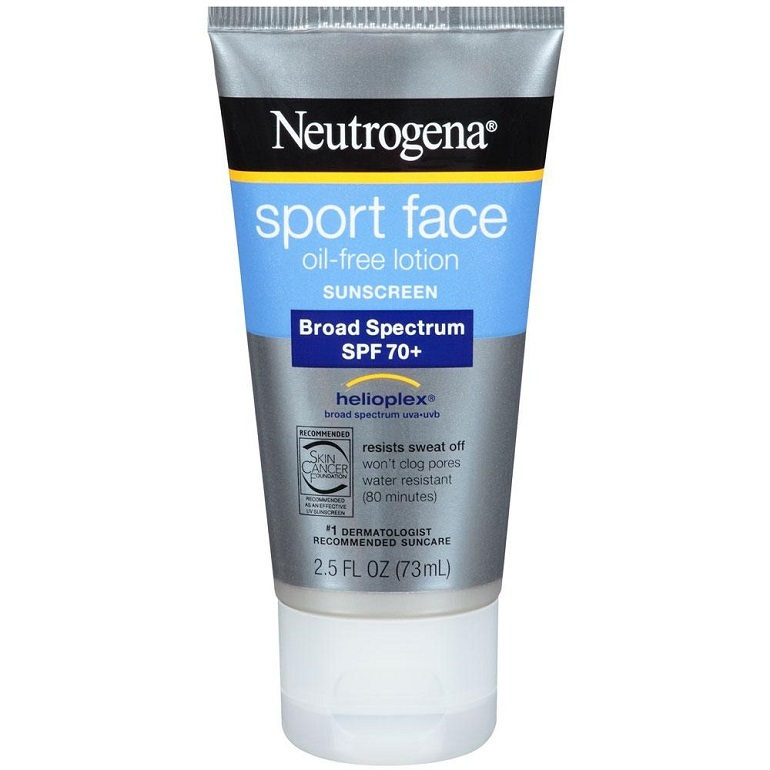 Kem chống nắng cho nam Neutrogena Ultimate Sport Face Oil-Free Lotion