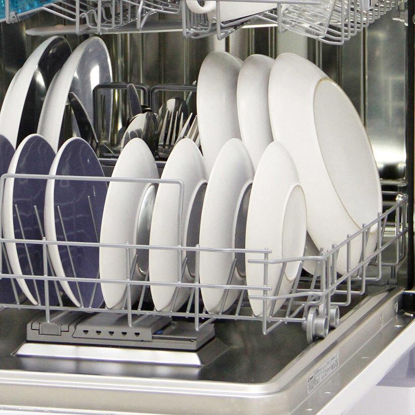 Máy rửa bát Candy 1LS39W có nhiều chế độ vận hành