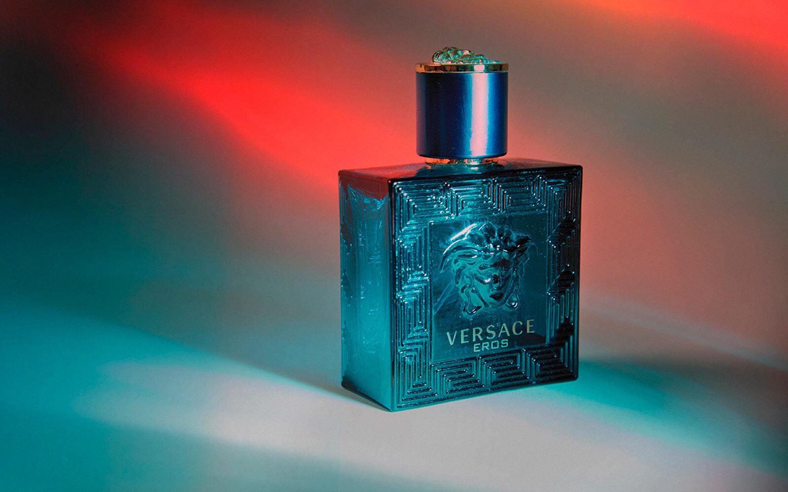 Mùi thơm từ Versace Eros sẽ khiến quý ông thêm nam tính, lịch lãm