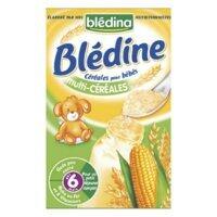 Bột ngũ cốc ăn dặm pha sữa Bledina vị tổng hợp - 500g