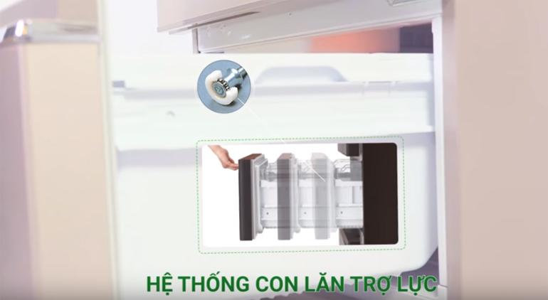 Tủ lạnh Mitsubishi Electric 358 lít MR-CX46EJ
