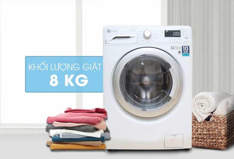 Chọn máy giặt bao nhiêu kg là phù hợp với gia đình mình ?
