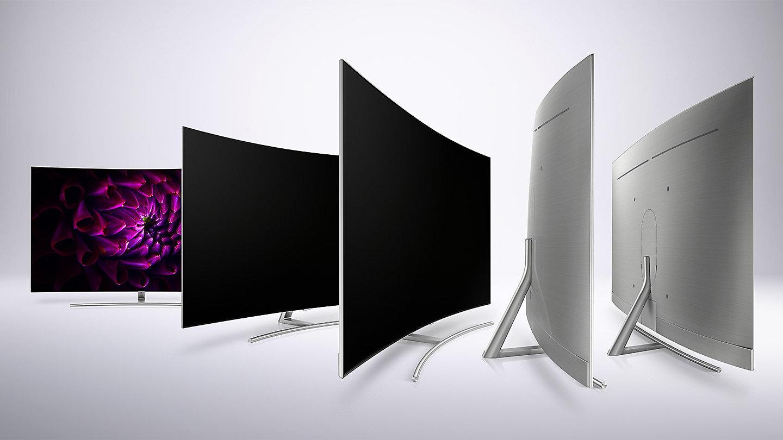 Công nghệ tivi màn hình cong
