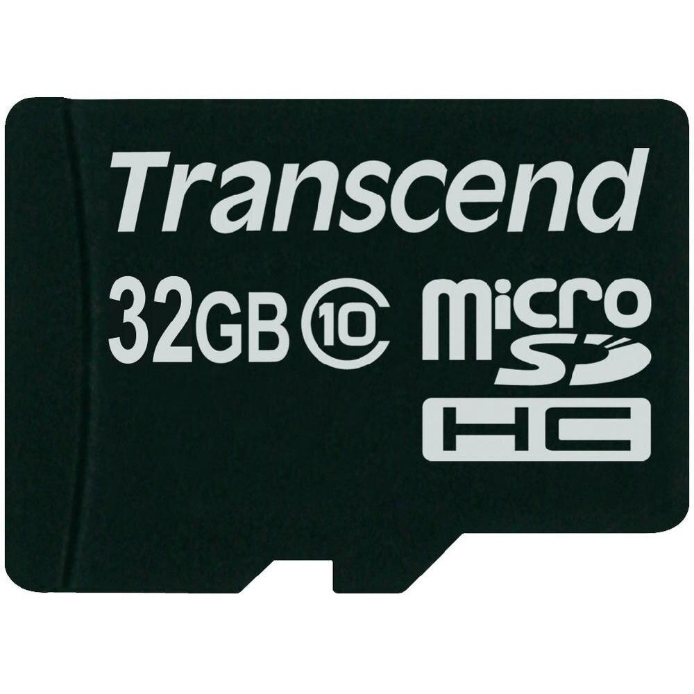 Thẻ nhớ SD 32GB Transcend Class 10 chuẩn SDHC