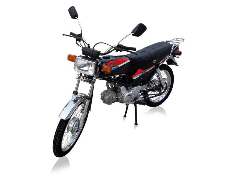 Hạn chế của xe máy 50cc là không có thiết kế cốp đựng đồ