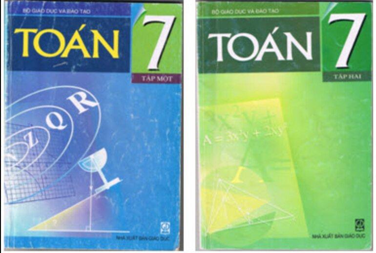 Sách giáo khoa lớp 7 tập 2 có phương pháp học tập hiệu quả