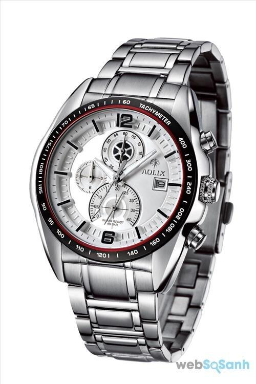 Dòng đồng hồ Aolix AL 7xxx - đồng hồ nhiều kim hiện đại