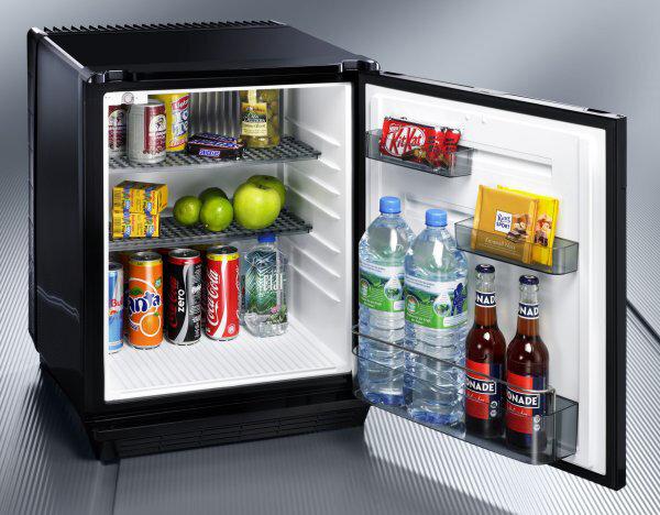 Tủ lạnh mini siêu nhỏ gây ấn tượng với khả năng tiết kiệm điện tối đa