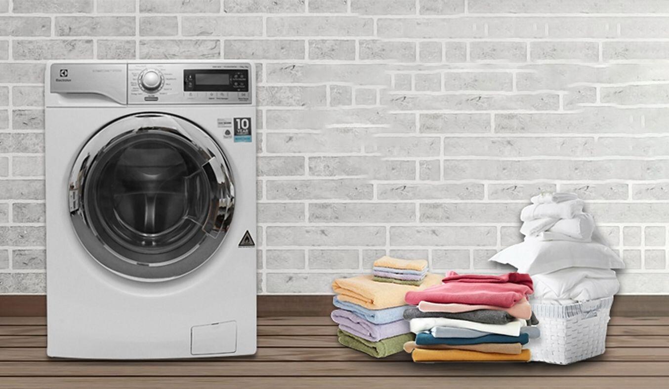 Electrolux EWW14113 mang đến khả năng giặt giũ rất hiệu quả