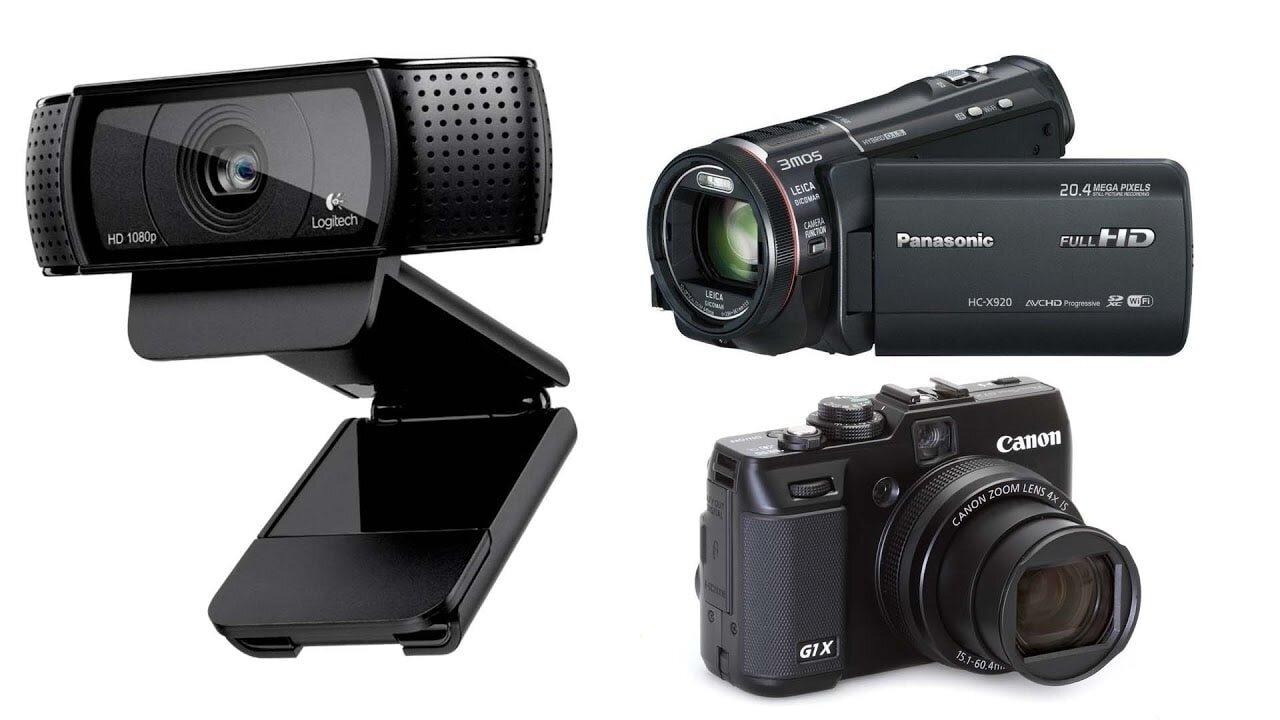 Đối với công việc Vlog, máy ảnh là điều cần thiết