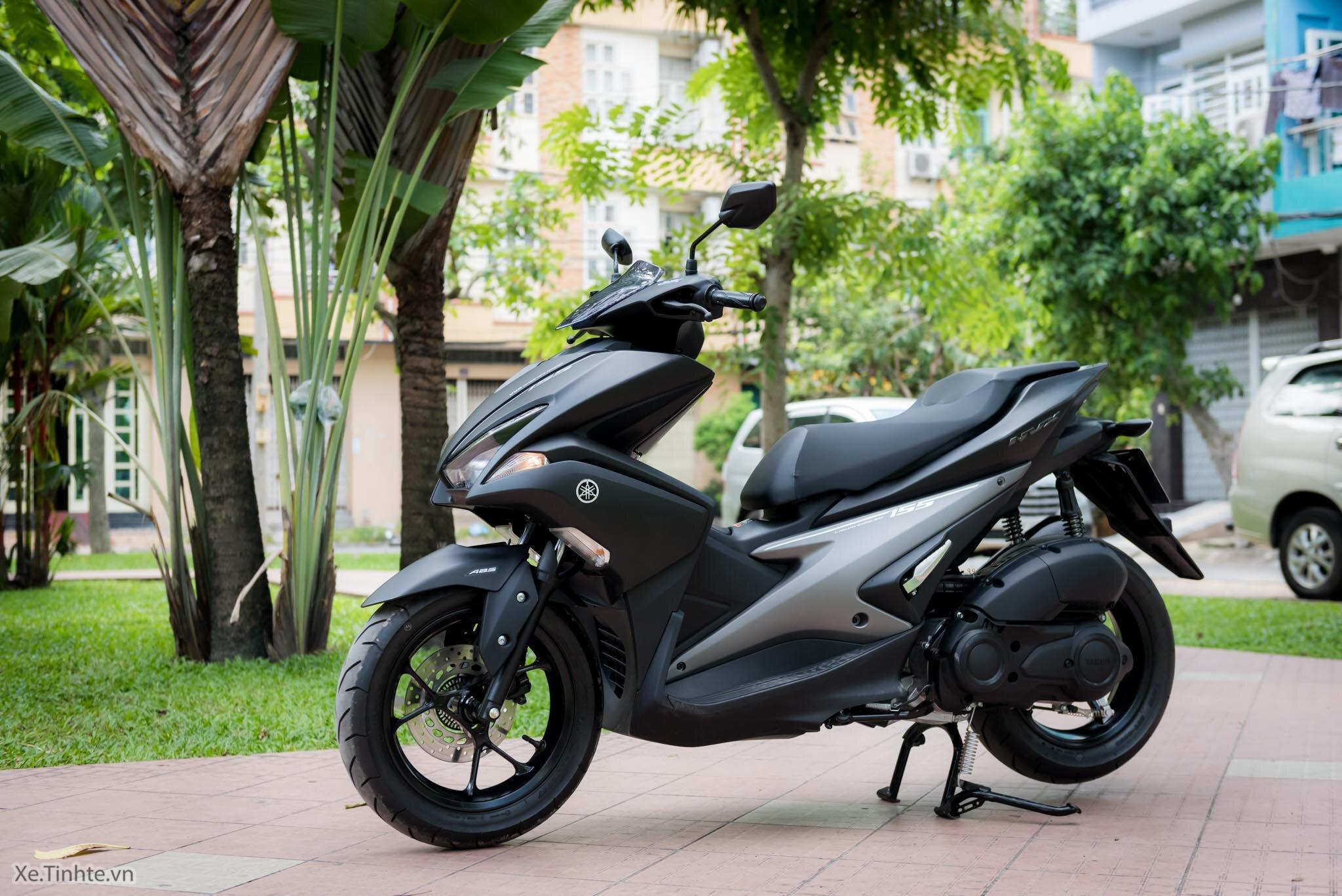 Yamaha NVX 155 2020 tích hợp hệ thống phanh ABS