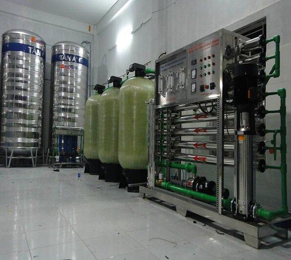 Máy lọc nước công nghiệp là dòng máy lọc nước được nhiều người tin dùng